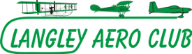 Langley Aero Club logo